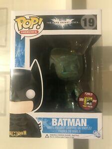 Funko Pop! Patina Batman 2012 SDCC Exclusive LE 480 PCS