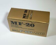 Nikon MF-20 Data back