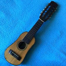 Traditionnel CHARANGO peau/skin tatou armadillo 10 strings Guitare Yukulele