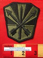 ARIZONA ARMY NATIONAL GUARD ACU MILITARY PATCH ~ ANG IVY SUBDUED 5DA7