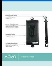 Movo Photo MB200 Universal Camera Holster Attachment System for Backpacks (RB)