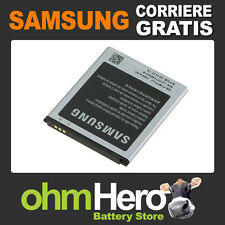 Batteria ORIGINALE per Samsung Galaxy S III Mini i8190 / SIII Mini i8190