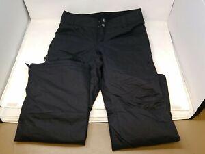 Columbia Men's Black Snow Pants Size Medium