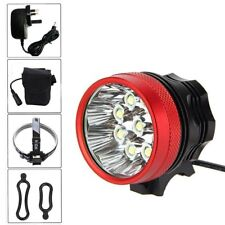 Cree Xm-l T6 MTB Mountain Bike Bicycle Cycling Front Light Set Headlight MTB