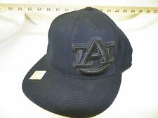 Top of the World Auburn Tigers Black NCAA 86-Fitted 7 1/4 to 7 5/8 Hat College