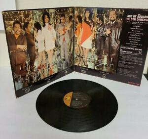 The 5th Dimension  The Age of Aquarius/ Let The Sunshine In Vinyl LP
