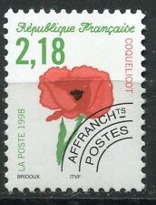 FRANCE TIMBRE NEUF  PREOBLITERE  N° 241  **    COQUELICOT  FLORE