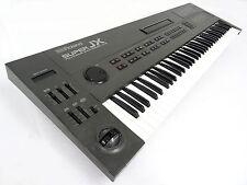 Roland SUPER JX JX-10 Vintage Analog Synthesizer Working Nice 76 Key mks70 juno