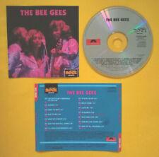 "CD The Bee Gees Bee Gees Il Grande Rock De Agostini ITALY no lp dvd vhs mc 7"""