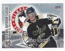 2012-13 AHL Outdoor Classic Alex Grant (Providence Bruins)