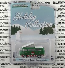 Greenlight 1:64 2016 Christmas Holiday Collection VOLKSWAGEN TYPE 2 CAMPMOBILE