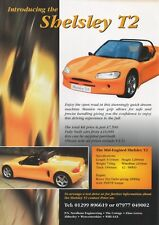 Shelsley T2 kit car (made in GB) _2001 Prospekt / Brochure