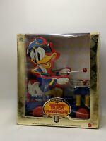 Walt Disney Donald Duck Xylophone 60th Anniversaray 1998 NIB