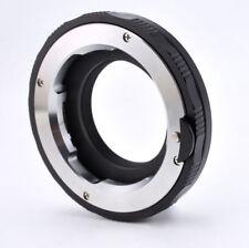 LM-NEX Leica M Voigtlander Lens to Sony E Mount Macro Close Focus Adapter Brass