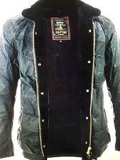 New Barbour Dept B  Mast Wax Navy Heritage Collection  Jacket XXl slim fit $600