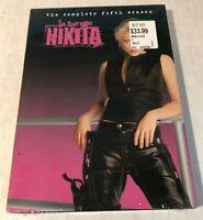 NEW La Femme Nikita Season 5 DVD Factory Sealed Set - Rare! 5th