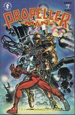 PROPELLER MAN  #7 1994 DARK HORSE -NEW SUPER-HERO- by MATTHIAS SCHULTHEISS...NM-