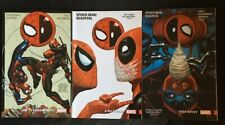 SPIDER-MAN/DEADPOOL (2016) TPB #1-3 NM+ Marvel Comics