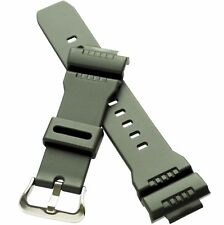 Casio Original Watch Strap Band for G-7900-3 GW-7900 GR-7900 G-SHOCK Dark Green