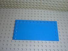 LEGO LOT 20  PLAQUES LISSES NOIRES 6X12 AVEC 22 TENONS REF 6178 *NEUF*