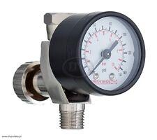 Luftregulierventil mit Manometer