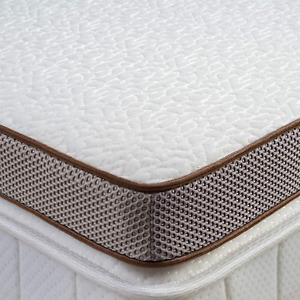 BedStory 3 Inch Memory Foam Mattress Topper, Cooling Gel Infused Toppers for Pad