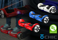 "Kids Hoverboard UL 4.5"" Mini Self Balance 2 Wheels Scooter w/Running LED Lights"