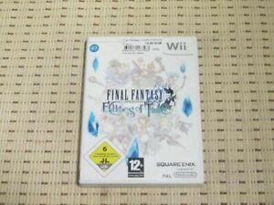 Final Fantasy Crystal Chronicles Echoes of Time für Nintendo Wii und Wii U *OVP*
