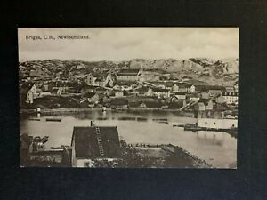 Newfoundland Postcard Used
