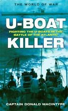 "Most Successful British Royal Navy ""U-Boat Killer"" WWII Destroyer Submarine War"