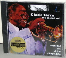 CHESKY CD JD-127: Clark Terry - The Second Set - USA 1995 Factory SEALED