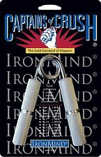 Ironmind Captains of Crush CoC grippers hand strength workout 100lb Trainer NEW