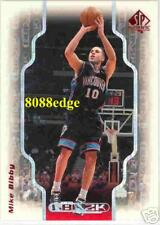 1998 98-99 UPPER DECK SP AUTHENTIC NBA 2K INSERT #2K2: MIKE BIBBY - KINGS/HEAT