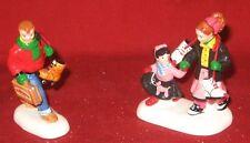 "Department 56 Original Snow Village ""Everybody Goes Skating"" #56-54928-Nib"