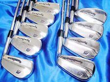 Mizuno Pro TN-87 3-S 9pc Irons Set Forged Golf Clubs RARE Nakajima