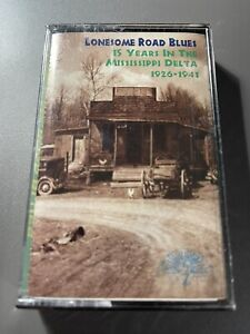 Lonesome Road Blues-25 Years In The Mississippi Delta 1936-1941 Sealed Cassette