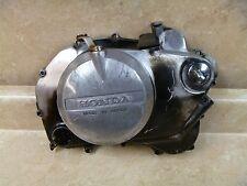 Honda 450 CB HAWK CB450-T CB 450 T Used Engine Clutch Cover 1982 #SM67