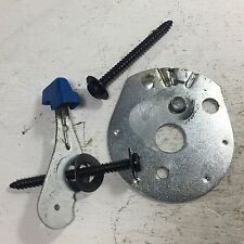 YARD-MAN YM70SS 31CC GAS STRING TRIMMER CHOKE PLATE AND LEVER GOOD USED COND.