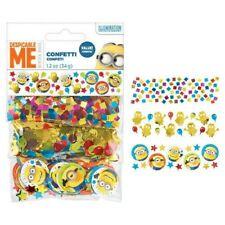 34g of Despicable Me Minion Confetti
