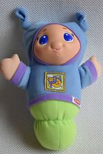 PLAYSKOOL LULLABY GLOWORM SOFT TOY COMFORTER NEXT DAY POST