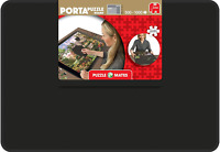 Large Portable Jigsaw Board Puzzle Storage Carry Safe Case Carrier 1000 Pieces
