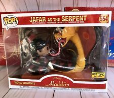 Funko Pop! Disney Villains Jafar As Serpent Aladdin Movie Moments - Hot Topic Ex