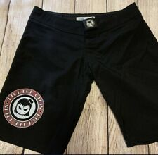 Fighter Girls Mma Board Shorts Size 5 Black