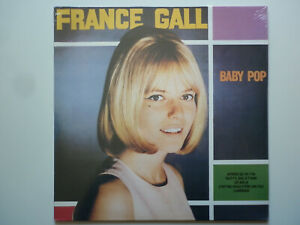 France Gall Album 33Tours vinyle Baby Pop