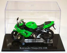 Atlas Editions  - KAWASAKI NINJA ZX-10R - Motorcycle Model Scale 1:24 (IXO)