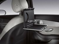 origi Mercedes Benz Klapp Tisch an Kopfstütze universal Style & Travel Equipment