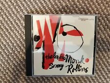 Theolonious Monk and Sonny Rollins Prestige CD Catalog # 7075