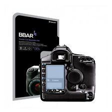 BBAR CANON EOS-1DS-Mark-II HD Clear camera screen protector 2PCS Hi-definition a