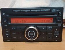 2013-17  NISSAN NV200 AM/FM/CD/AUX  PLAYER RADIO PP-3135J CY09K 28185 3LM0A