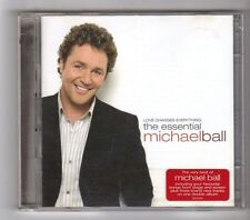 (GZ791) Michael Ball, Love Changes Everything - 2004 Double CD